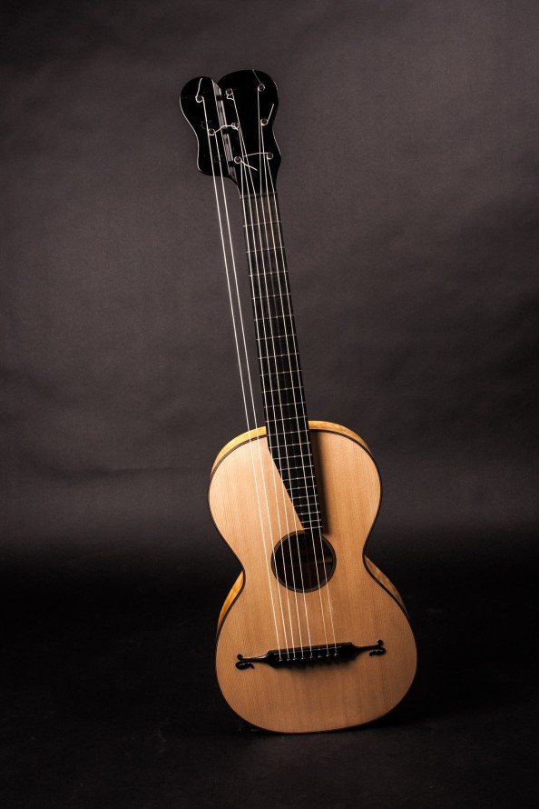 Stauffer 8-string